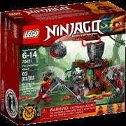 LEGO® NINJAGO® 70621 - Vermillion Falle
