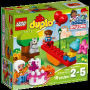 LEGO® DUPLO® 10832 - Geburtstagspicknick