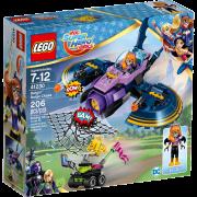 LEGO® Super Hero Girls 41230 - Batgirl™ auf den Fersen des Batjets