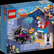 Lego Super Hero Girls 41233 - Lashinas Action-Cruiser