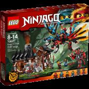 LEGO® NINJAGO® 70627 - Drachenschmiede
