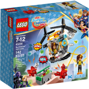 Lego Super Hero Girls 41234 - Bumblebees™ Hubschrauber