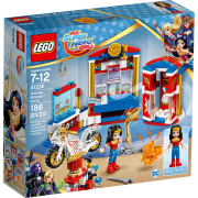 Lego Super Hero Girls 41235 - Wonder Womans™ Schlafgemach