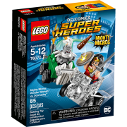 LEGO® Super Heroes 76070 - Mighty Micros: Wonder Woman™ vs. Doomsday™