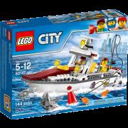 Lego City 60147 - Angelyacht