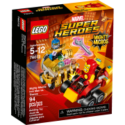 Lego Super Heroes 76072 - Mighty Micros: Iron Man vs. Thanos