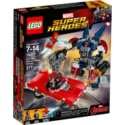 LEGO® Super Heroes 76077 - Iron Man gegen Detroit Steel