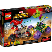 Lego Super Heroes 76078 - Hulk gegen Red Hulk
