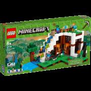 LEGO® Minecraft 21134 - Unterschlupf im Wasserfall
