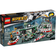 LEGO® Speed Champions 75883 - Mercedes AMG Petronas Formula One™ Team