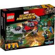 Lego Super Heroes 76079 - Ravager-Attacke