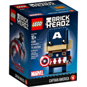 LEGO® BrickHeads 41589 - Captain America