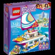 LEGO® Friends 41317 - Sonnenschein-Katamaran