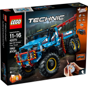 LEGO® Technic 42070 - Allrad-Abschleppwagen