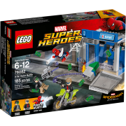 LEGO® Super Heroes 76082 - Action am Geldautomaten