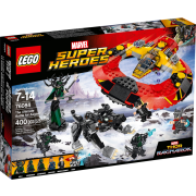 LEGO® Super Heroes 76084 - Das ultimative Kräftemessen um Asgard