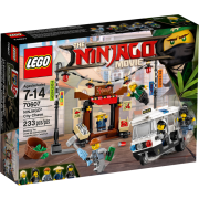 LEGO® NINJAGO® Movie 70607 - Verfolgungsjagd in NINJAGO® City