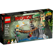 LEGO® NINJAGO® Movie 70608 - Meister Wu's Wasser-Fall