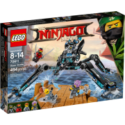 LEGO® NINJAGO® Movie 70611 - Nya's Wasser-Walker