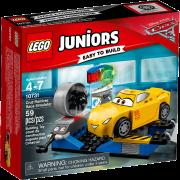 LEGO® Juniors 10731 - Cruz Ramirez Rennsimulator