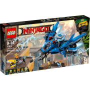 LEGO® NINJAGO® Movie 70614 - Jay's Jet-Blitz
