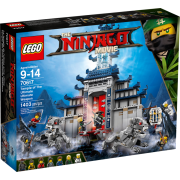 LEGO® NINJAGO® Movie 70617 - Ultimativ ultimatives Tempel-Versteck