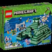 LEGO® Minecraft 21136 - Das Ozeanmonument