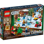 LEGO® City 60155 - Adventskalender 2017