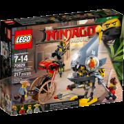 LEGO® NINJAGO® 70629 - Piranha-Angriff