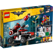 LEGO® Batman Movie 70921 - Harley Quinn™ Kanonenkugelattacke
