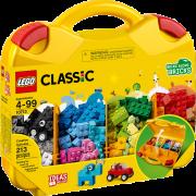 LEGO® Classic 10713 - Bausteine Starterkoffer - Farben sortieren