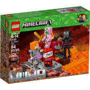 LEGO® Minecraft 21139 - Nether-Abenteuer