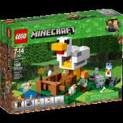 LEGO® Minecraft 21140 - Hühnerstall