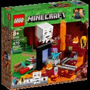LEGO® Minecraft 21143 - Netherportal