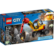 LEGO® City 60185 - Power-Spalter für den Bergbau