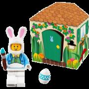 LEGO® Minifigures 5005249 - Osterhasenhütte