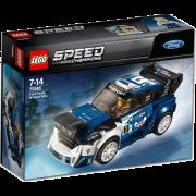 LEGO® Speed Champions 75885 - Ford Fiesta M-Sport WRC