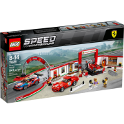 LEGO® Speed Champions 75889 - Ferrari Ultimative Garage