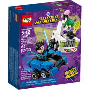 LEGO® Super Heroes 76093 - Mighty Micros: Nightwing™ vs. The Joker™