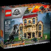 LEGO® Jurassic World 75930 - Indoraptor-Verwüstung des Lockwood Anwesens