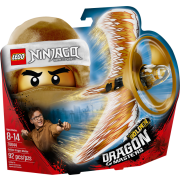 LEGO® NINJAGO® 70644 - Goldener Drachenmeister