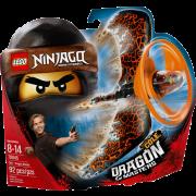 LEGO® NINJAGO® 70645 - Drachenmeister Cole