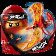 LEGO® NINJAGO® 70647 - Drachenmeister Kai