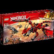 LEGO® NINJAGO® 70653 - Mutter der Drachen