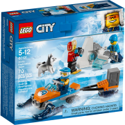 LEGO® City 60191 - Arktis-Expeditionsteam