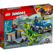 LEGO® Juniors 10757 - Raptoren Rettungstransporter
