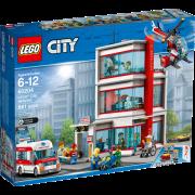 LEGO® City 60204 - Krankenhaus