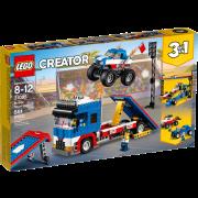 LEGO® Creator 31085 - Stunt-Truck-Transporter