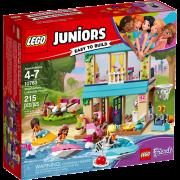 LEGO® Juniors 10763 - Stephanies Haus am See