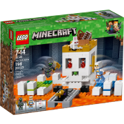 LEGO® Minecraft 21145 - Die Totenkopfarena